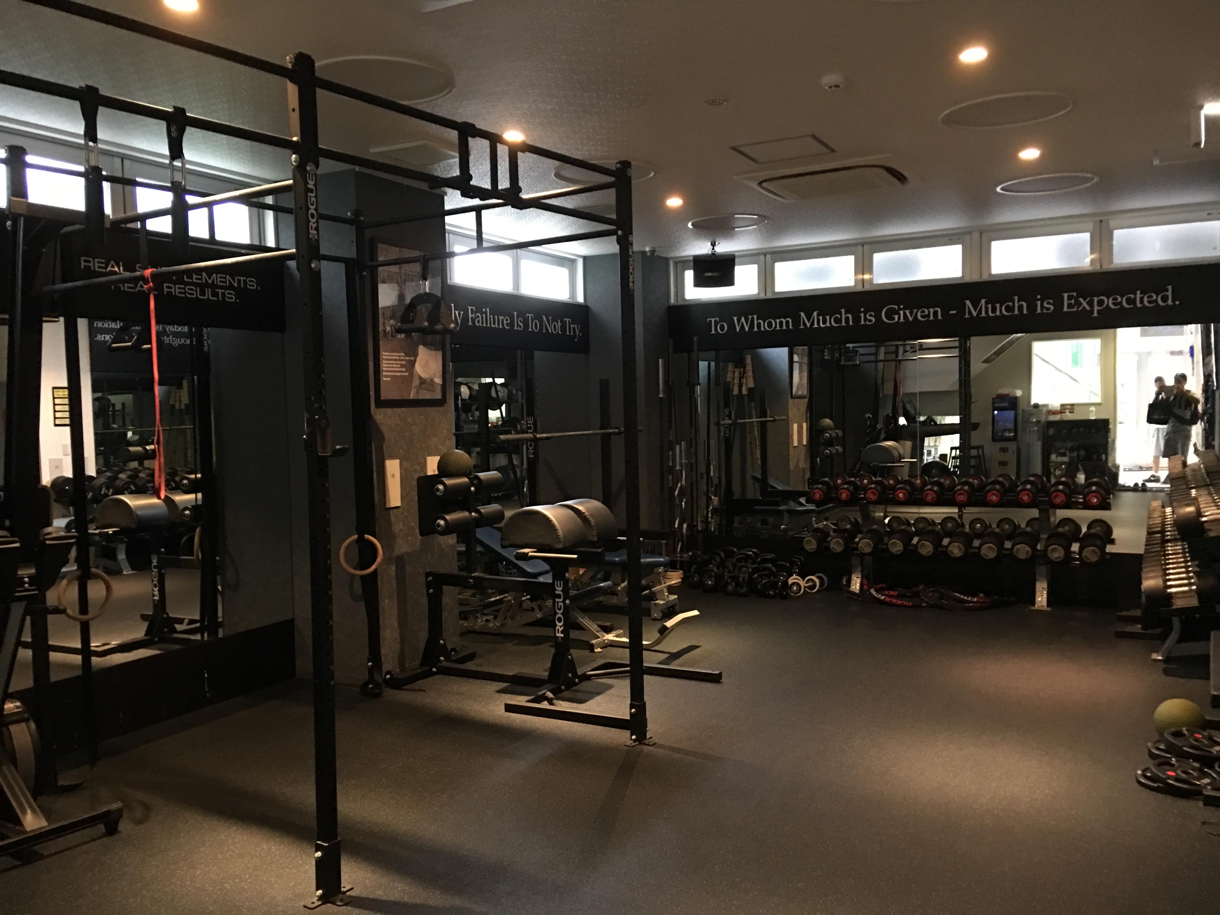 HALEOトレーニングルーム