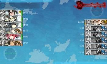 E-2-T ボス戦昼戦6戦目終了