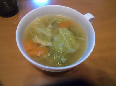 5.3春キャベツのスープ