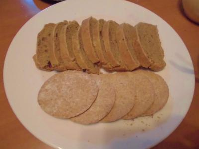 5.5イギリス土産とパン
