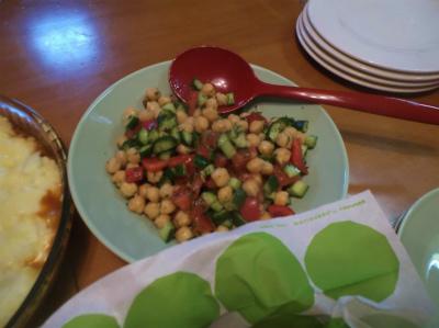 5.3ひよこ豆のサラダ