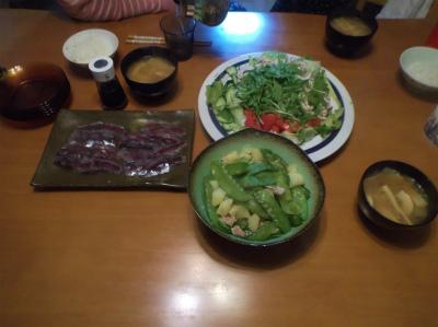5.13夕食