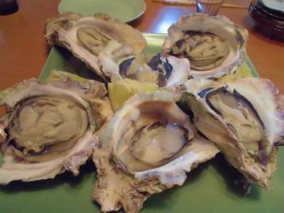 5.15蒸し岩牡蠣