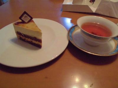 5.20ケーキと紅茶