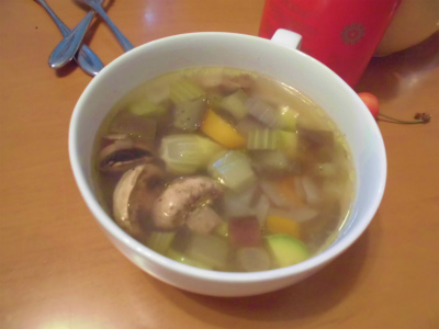 5.25野菜スープ
