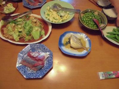 5.26夕食