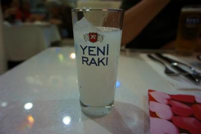 6.3トルコの酒