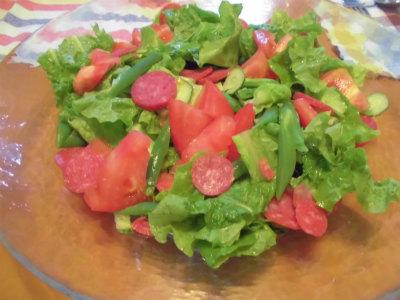 6.23野菜サラダ