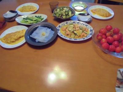 6.24夕食