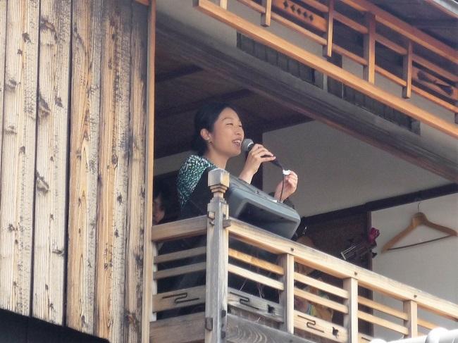 どっぷり昭和町‐芳仲秋津さん