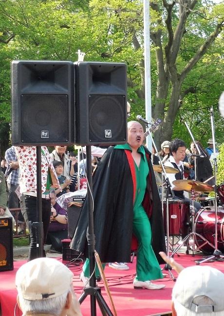 どっぷり昭和町‐ザ・たこさん、マント・ショウ