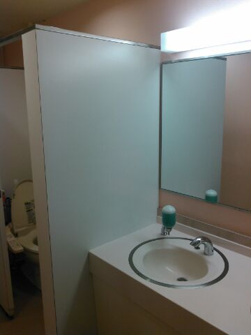 女子トイレ1