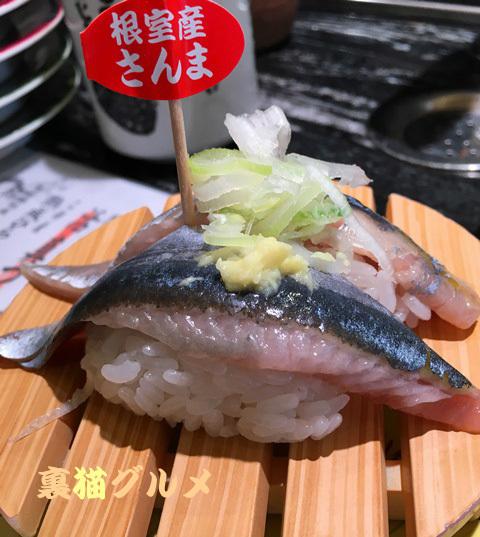 6月9日回るお寿司屋さん2