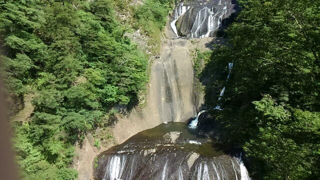 袋田の滝2017