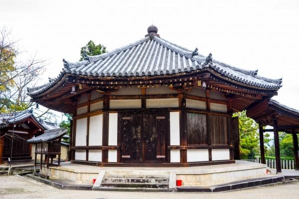 ヒプノセラピー スピリチュアルライフ 法隆寺 西円堂