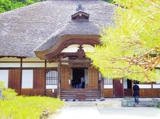 常楽寺(別所温泉)