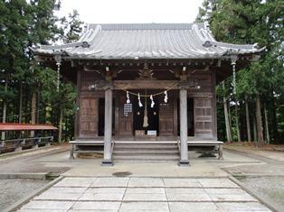 北本須賀神社