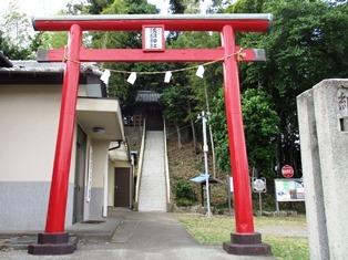 竹乃子浅間社