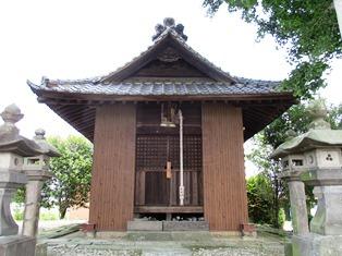 上会下稲荷神社