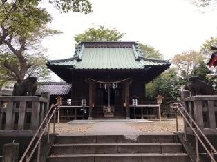 久里浜八幡神社