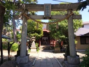 高須諏訪神社