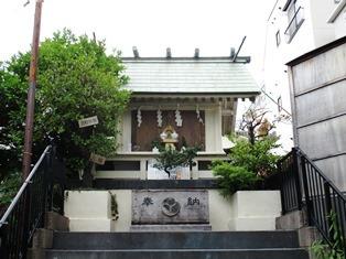 巣鴨大鳥神社