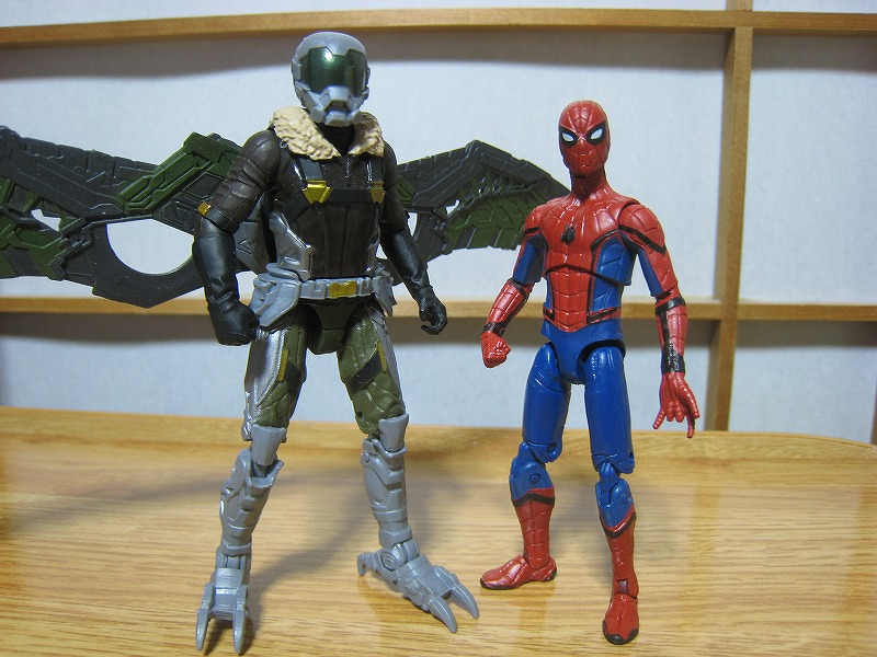 "Marvel legends spider-man 3 Film Noir Costume Spider-Man 6/"" Action Figure"