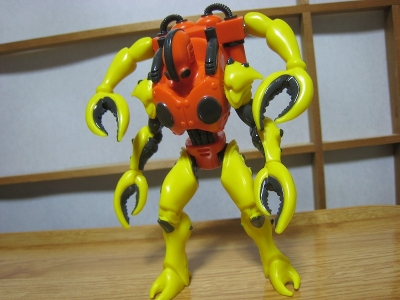 crabinaut
