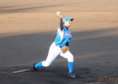 P5271949 ヒューマン 先発投手
