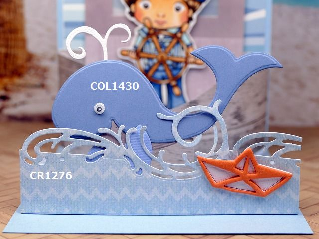 Marianne Design - May 2017 Releases COL1430 CR1405