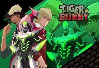 TIGER BUNNY2011