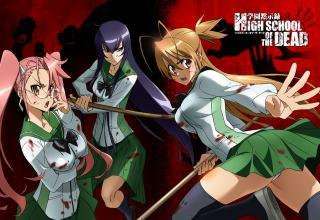 学園黙示録 HIGHSCHOOL OF THE DEAD2010