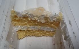 白桃のケーキ 03