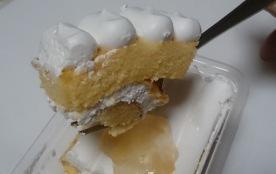 白桃のケーキ 04