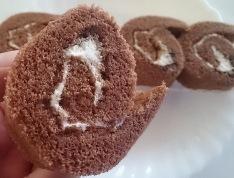 ティラミス風ロールケーキ03
