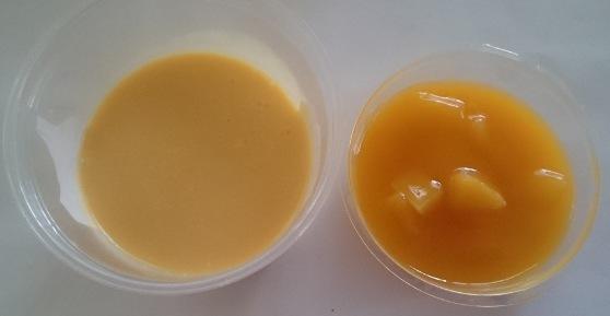 とろーりソースのマンゴープリン03