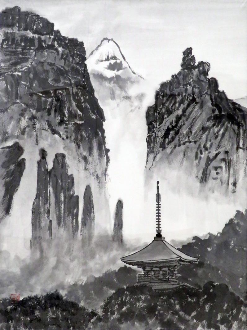 伊藤国博 修験寺 (1)