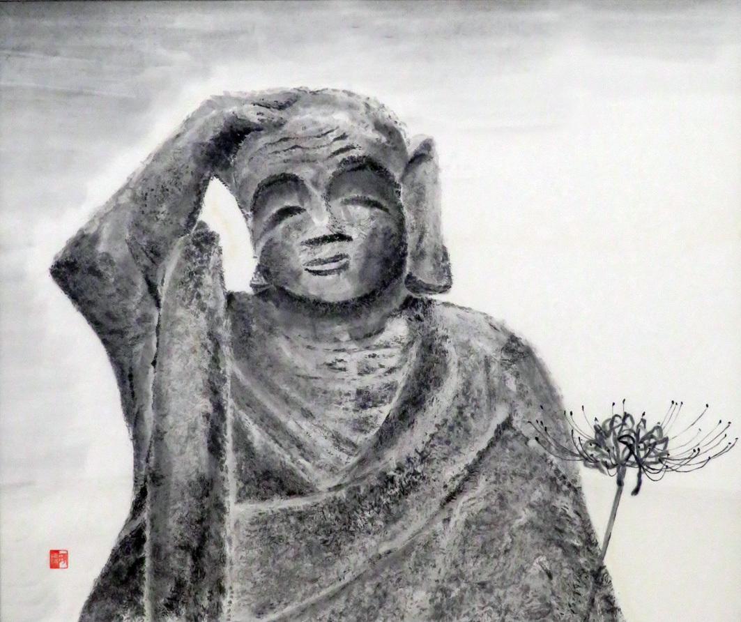 伊藤国博 羅漢様 (1)