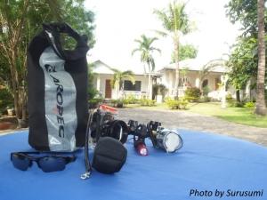 ダイビング用カメラ