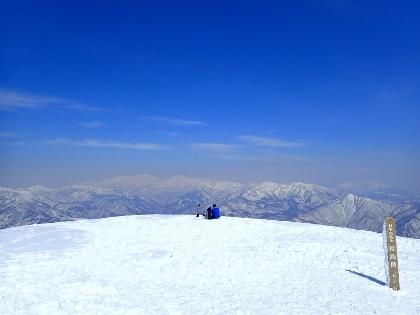 20170304荒島岳10