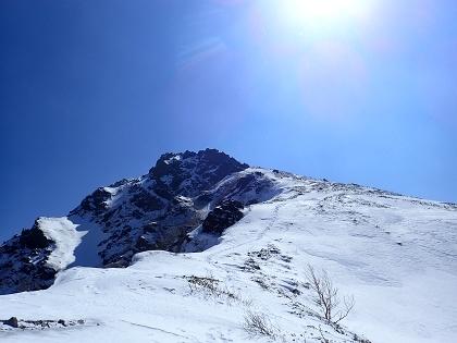 20170318塩見岳19