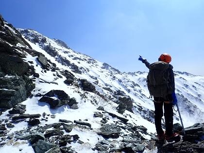 20170318塩見岳21