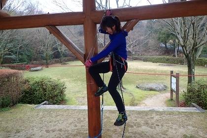 20170408 ロープワーク訓練07