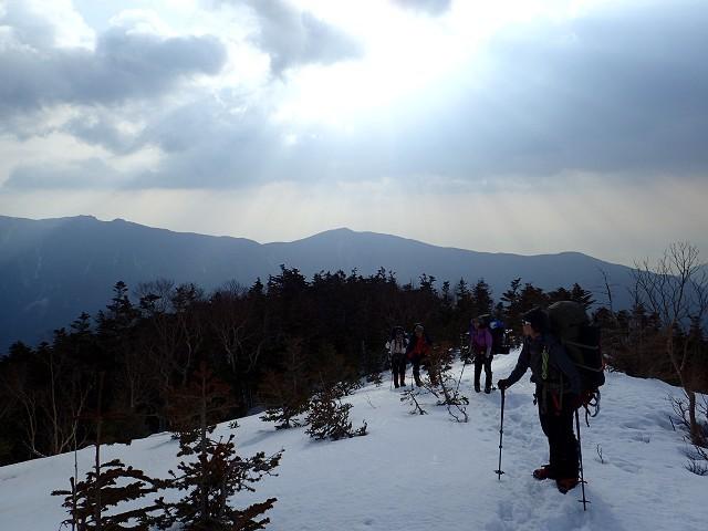 20170430白峰三山縦走15