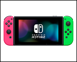 Switch:『Splatoon 2』グリーンとピンクのSwitch同梱版が登場!特別仕様のProコントローラも発売予定