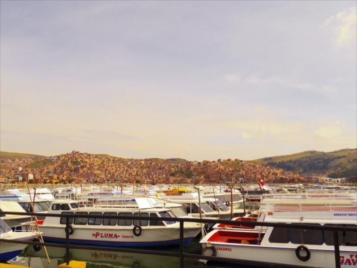 チチカカ湖ツアー (4)