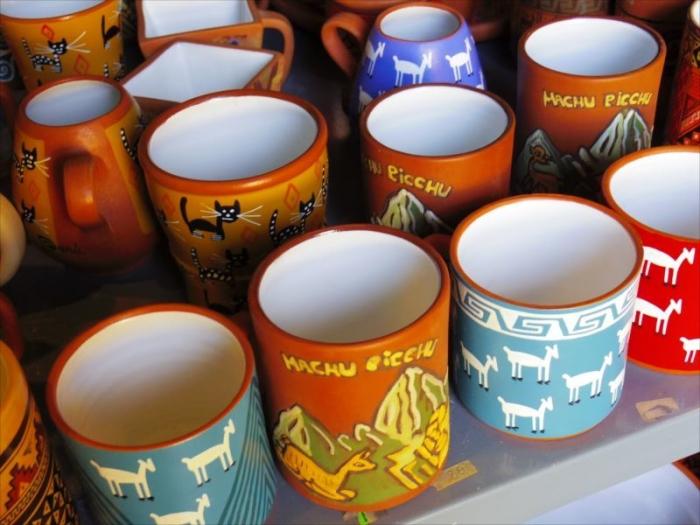 陶器のお土産屋さん (5)