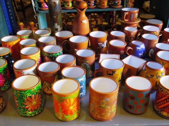 陶器のお土産屋さん (2)