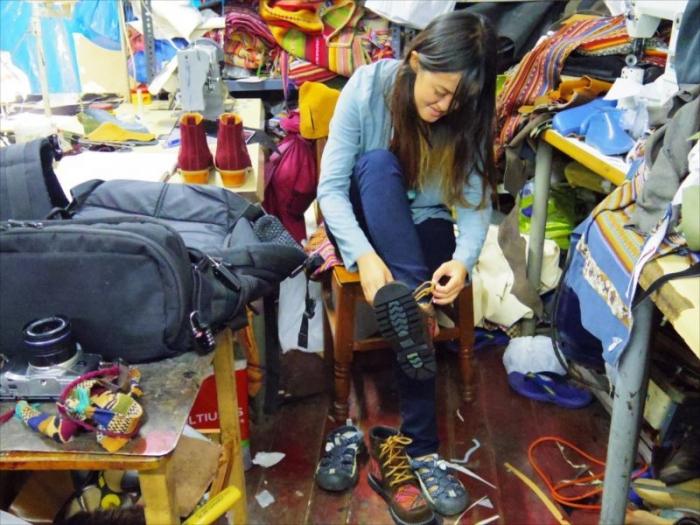オーダーメイド靴 (4)