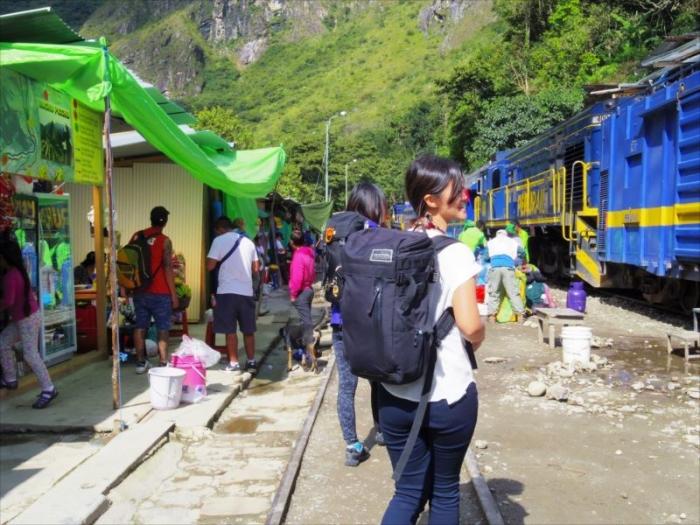 クスコからマチュピチュ村へ (27)